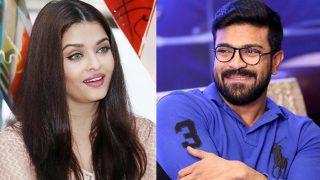 Ram Charan is NOT starring with Aishwarya Rai Bachchan in Mani Ratnam's next