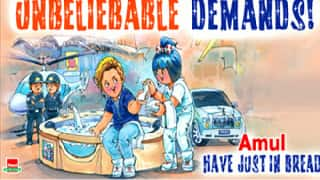 Justin Bieber All Purpose Tour 2017: Amul's snazzy illustration of the pop star's demands will leave you in splits (see picture)