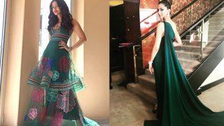 Aishwarya Rai Bachchan chooses the same color dress as Deepika Padukone's for Cannes 2017
