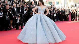 Cannes 2017: Aishwarya Rai Bachchan proves yet again that nobody does red carpet better than her - view pics