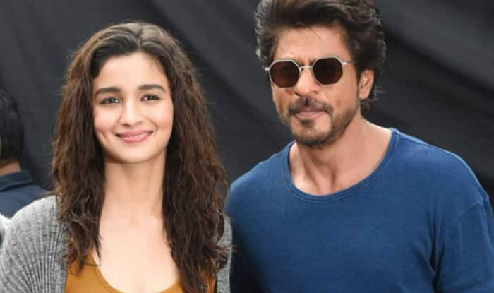 Alia Bhatt, Shah Rukh Khan