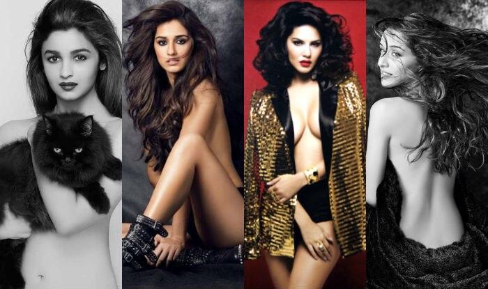 Sexy hot nude calendar girls