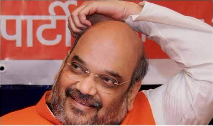 Amit Shah in Gujarat as BJP gears up for assembly polls