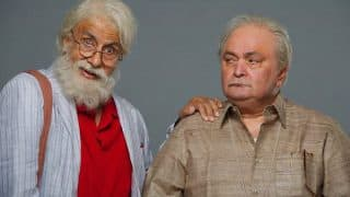 Amitabh Bachchan-Rishi Kapoor to play father and son in 102 Not Out, check out their shocking transformation!
