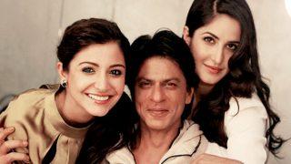 Anushka Sharma joins Aanand L Rai's film starring Shah Rukh Khan and Katrina Kaif
