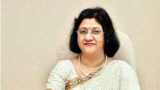 India's Economy to Rebound in Coming Quarters: SBI Chief Arundhati Bhattacharya