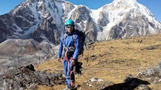 Rajasthani mother Asha Jhajdiya scales Mount Everest overcoming slipped disc and back pain