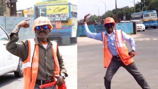 Here's Ashok Gupta, traffic marshal who dances to control traffic in Kolkata