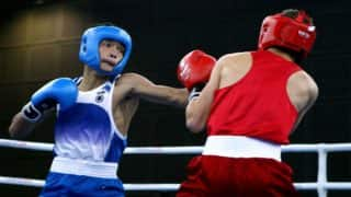 Shiva Thapa wins silver at Asian Boxing Championships