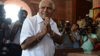 BS Yeddyurappa Terms JD(S)-Congress Alliance Unholy, Claims Many Legislators Ready to Join BJP