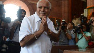 कर्नाटक में येदियुरप्पा ही होंगे सीएम कैंडिडेटः अमित शाह