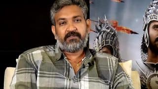 Baahubali 2 director SS Rajamouli in trouble, accused of caste slur