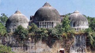 बाबरी केस: लालकृष्ण आडवाणी, जोशी और उमा भारती को 30 मई को कोर्ट में पेश होने का आदेश