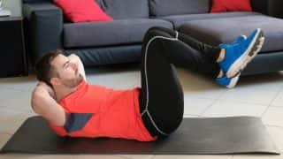 Exercises to get rid of lower belly fat: These 6 exercises will help you lose lower belly fat