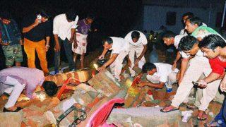 मैरिज होम की दीवार ढहने से 25 लोग मरे, मोदी ने जताया दुख