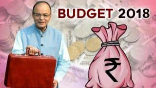 Budget 2018 likely to be advanced, expected in January next year