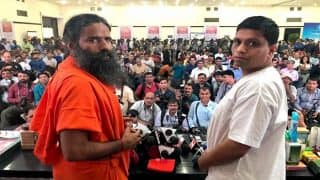 Uttar Pradesh Government's 'Attitude' Forced Mega Food Park Out, Says Patanjali Managing Director Acharya Balkrishna