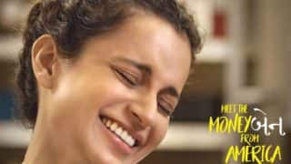 Simran teaser: Kangana Ranaut is spunky, naughty and cute but will it guarantee her a box office success this time around?