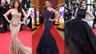 Cannes 2017: What to expect from Aishwarya Rai Bachchan, Deepika Padukone and Sonam Kapoor at the red carpet