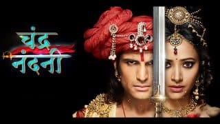 Chandra Nandini 15 August 2017 Written Update of Full Episode: Will Chandra See Nandini At Saubhagya Darshan?