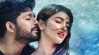 Duvvada Jagannadham new poster: Allu Arjun and Pooja Hegde's chemistry looks intense!