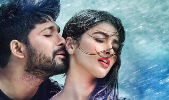 Dj poster: allu arjun & pooja hegde's hot chemistry