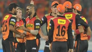 IPL 2017 LIVE Streaming Sunrisers Hyderabad vs Mumbai Indians: Watch SRH vs MI LIVE match on Hotstar