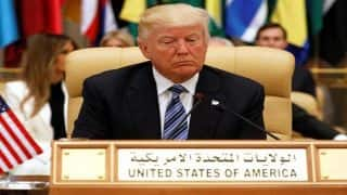 Donald Trump speaks about terrorism and inter-faith unity in Saudi Arabia: Full text of US President's speech at Arab-Islamic-US summit