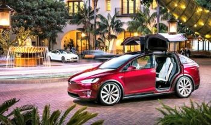 Electric Cars (Representative Image)