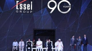Essel Group celebrates ninety years of formation, PM Narendra Modi hails family values of group