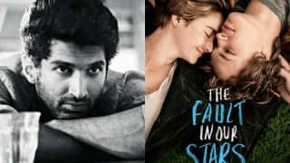 Why is Aditya Roy Kapur no more a part of the Fault In Our Stars remake?