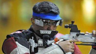 Gagan Narang wins silver at International Shooting competition, sets a new world record