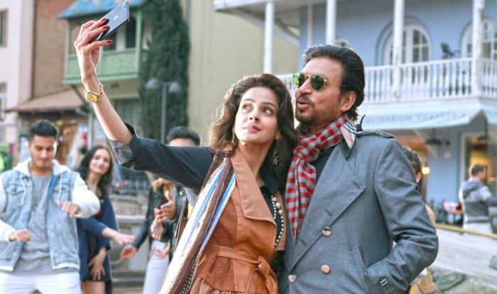 Hindi Medium Box office collection Day 1: Irrfan Khan- Saba Qamar's quirky film garners Rs 2.81 crore