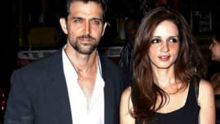 Amid Remarriage Rumours, Sussanne Khan Joins Hrithik Roshan And Family To Ring In Grandfather's 92nd Birthday (Pics)