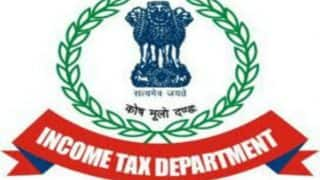 I-T Department Raids at 39 Locations to Check 'Tax Evasion' by BSE Brokers, Traders