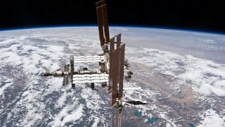 NASA to conduct spacewalk tomorrow after International Space Station managers' nod