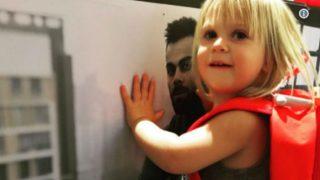 Jonty Rhodes' Daughter India is Virat Kohli's Cutest Fan (See adorable pic)
