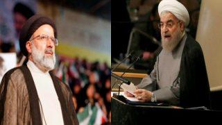 Iran Presidential Election 2017: Hassan Rouhani challenged by Khamenei-backed hardliner Ebrahim Raisi
