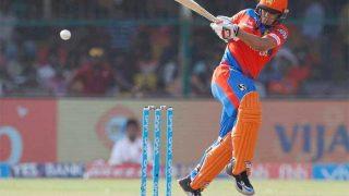IPL 2017: गुजरात के 18 साल के बल्लेबाज ने मचाई धूम, महज 27 गेंदों पर ठोक दी हाफ सेंचुरी