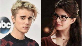 Why did Justin Bieber leave Jacqueline Fernandez red faced with embarrassment?