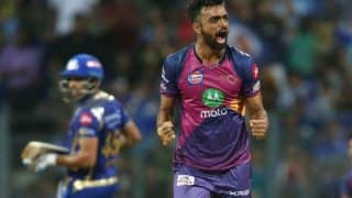 IPL Auction 2018: Jaydev Unadkat Becomes Costliest Indian, Goes to Rajasthan Royals For Rs 11.5 Crore