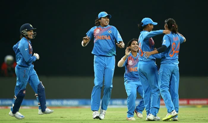 Poonam, Mithali guide India to win
