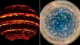 Jupiter is hell? New pictures of planet from NASA's Juno spacecraft are fierce and exquisite