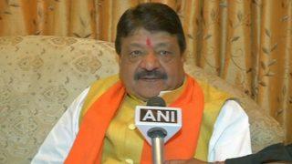 Kailash Vijayvargiya Stokes Fresh Controversy, Calls Congress MLA Arif Masood a 'Beef-eater'
