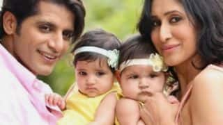 Karanvir Bora and Teejay Sidhu's Twin Girls Vienna and Raya Bella Makes the Internet Go 'Aww' With Their Supercute Pictures