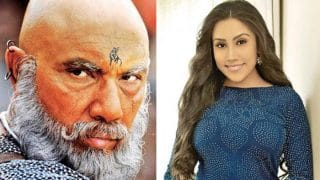 Bahubali 2: Sathyaraj did not even tell his daughter 'Why Katappa killed Baahubali'