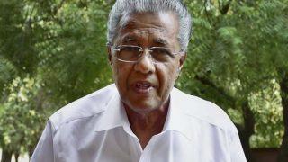 Kerala Flood 2018: Kerala CM Pinarayi Vijayan Stands by 'UAE $100 Million Offer' Claim, Says There's no Ambiguity Over it