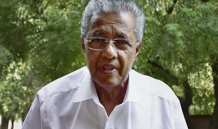 Kerala CM Pinarayi Vijayan (image: PTI)