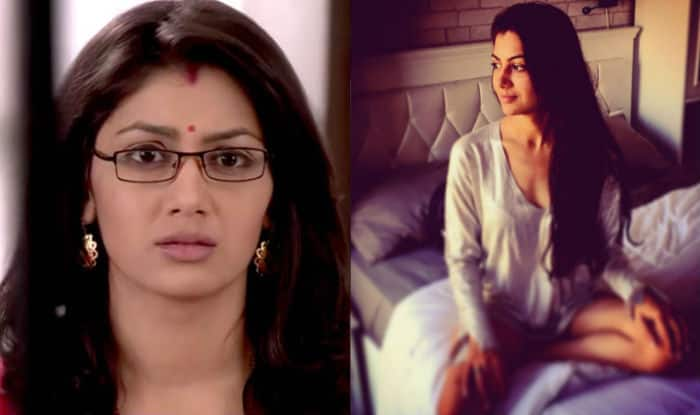 Kumkum Bhagya actress Sriti Jha aka Pragya's smoking hot picture