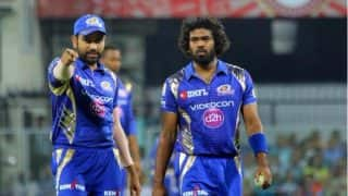 Lasith Malinga becomes first bowler to take 150 wickets in Indian Premier League